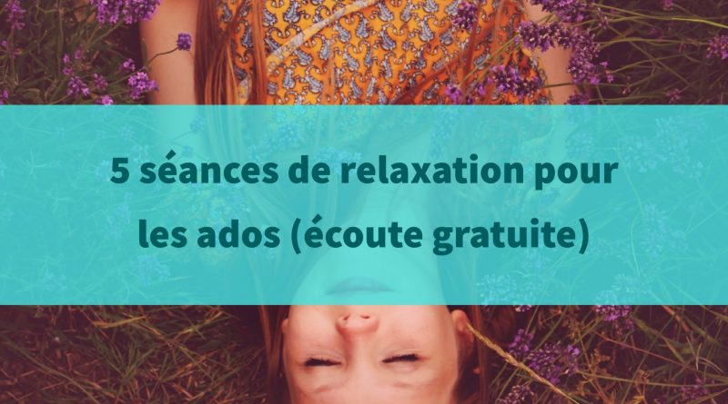 relaxation gratuite