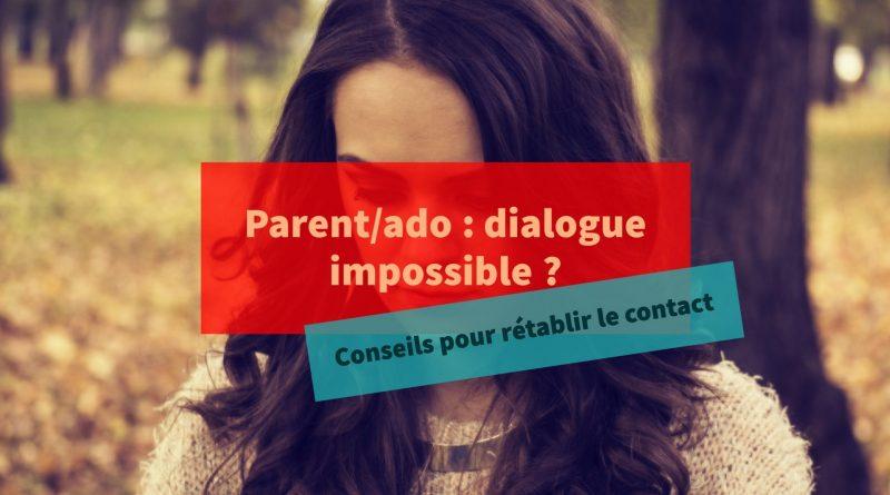 Conseils parents sur les rencontres d'adolescents